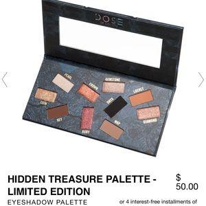 🌸NEW! Dose of Colors Hidden Treasure palette